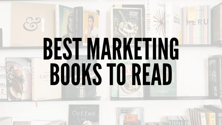 best books on marketing to read today