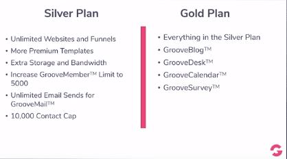 GrooveFunnels Pricing 2021: Free Plan & Platinum Lifetime Deal + Bonuses