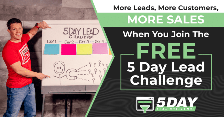 5 Day Lead Challenge ClickFunnels